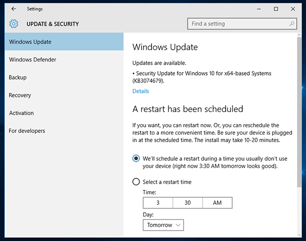 10 things you need to do on windows 10 bt run windows update ccuart Image collections