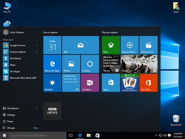 Windows 10 doubts debunked bt for Window 10 home