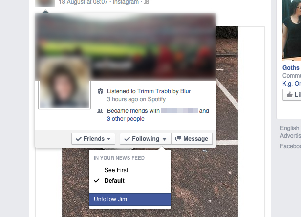How to declutter your Facebook Newsfeed - BT