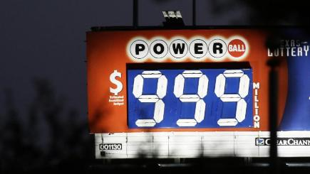 Powerball results  US Lottery Winning numbers  Power