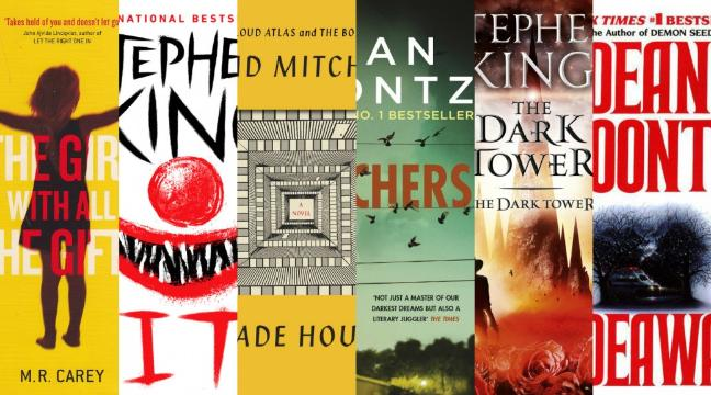 10 horror books that will definitely get you in the