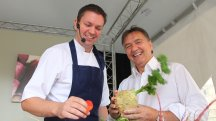 10 kitchen hacks to help you cook like a pro – from one of Raymond Blanc's top chefs