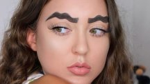 10 of 2017's most ridiculous eyebrow trends ranked from bad to worst