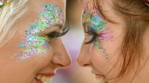 10 ways to do festival glitter like an adult