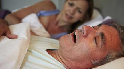 10 ways to stop snoring – and get  a good night's sleep