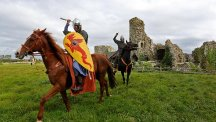A re-enactment of the Battle of Hastings is to return to the town linked to the most famous conflict in English history following a two-year absence.