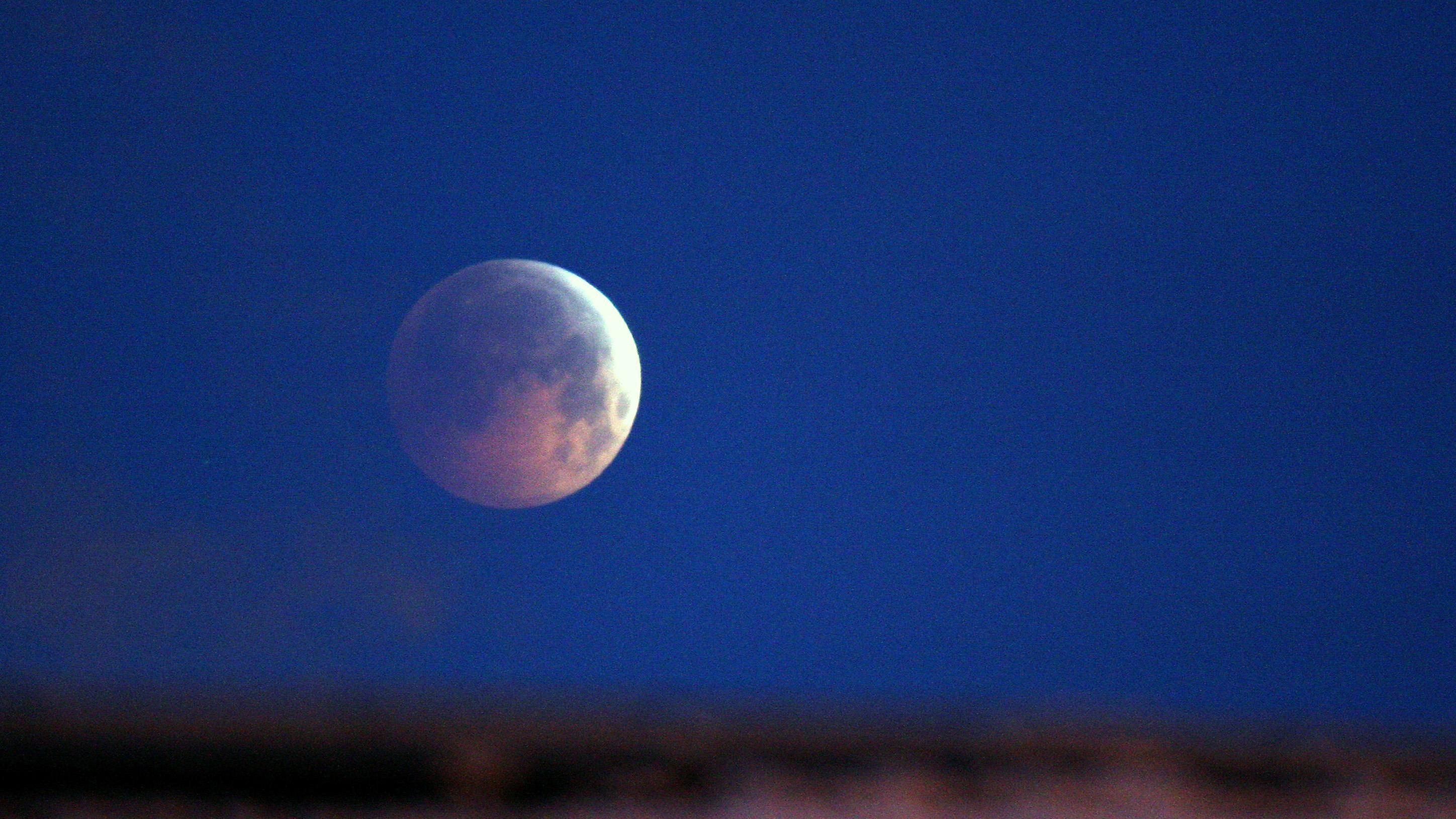 blood moon eclipse ireland - photo #1