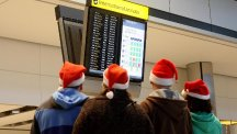 As many as four million Britons will be spending the festive season abroad, according to Abta