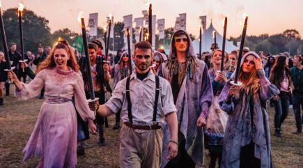 14 weird and wonderful things we witnessed in the woods at Lost Village festival