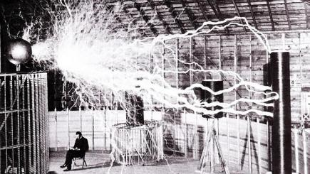Today celebrates Nikola Tesla