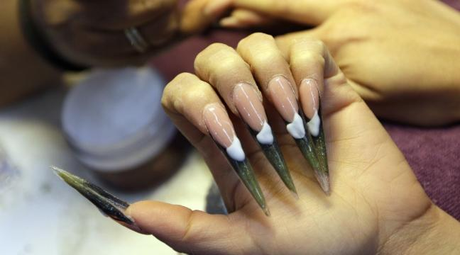 15 Of The Weirdest Nail Art Trends Happening Right Now Bt