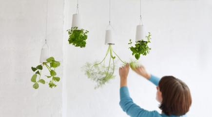 17 awesome planters that will seriously make you consider indoor gardening