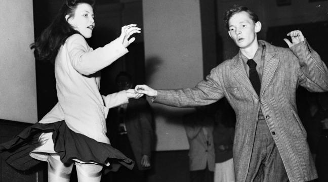 02c74680b48f 19 fabulous vintage photos of swing dancers busting their best moves and  grooves