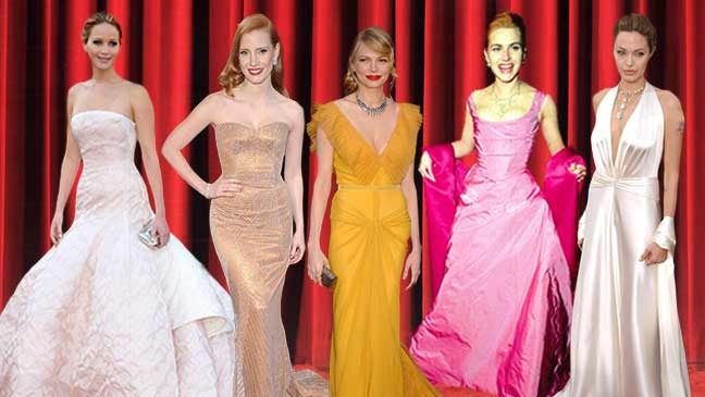 19 of the best Oscar dresses in history | BT