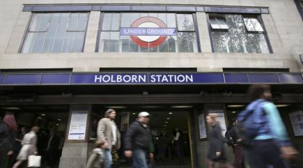 2,000 people evacuated in Holborn due to electrical fire