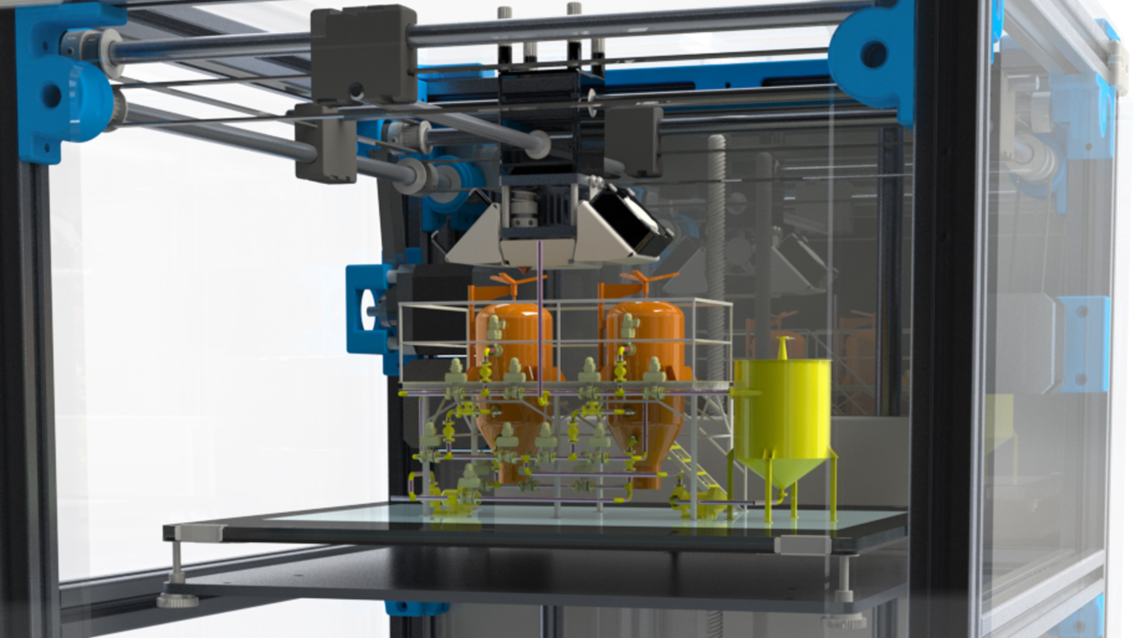 3d printing could be used to produce medicines in small batches bt. Black Bedroom Furniture Sets. Home Design Ideas