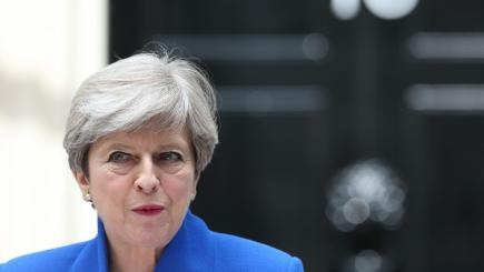 48% think Theresa May should step down as Prime Minister, poll shows