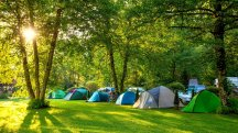 5 best places to go camping in the UK