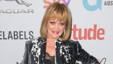 5 minutes with Amanda Barrie: Love, work and ageing well