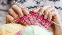 5 reasons knitting is good for you