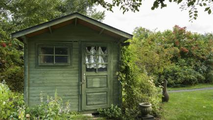 5 ways to make the most of your garden shed