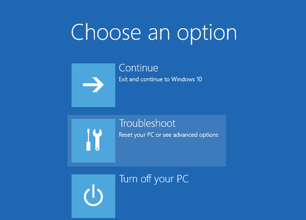Image result for windows 10 troubleshooting