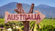 6 Australian wines to put you in a sunny mood