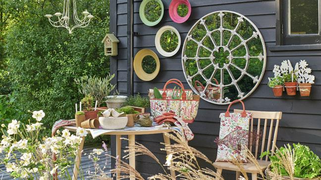 6 cheap and cheerful ways to transform a small garden BT