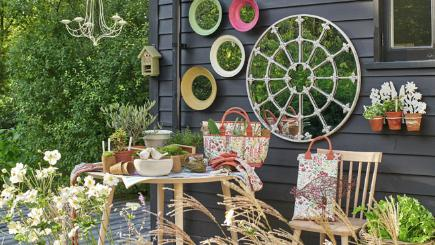 6 cheap and cheerful ways to transform a small garden