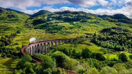 6 quirky train rides to take around the UK
