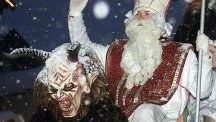 6 weird Christmas traditions from around the world