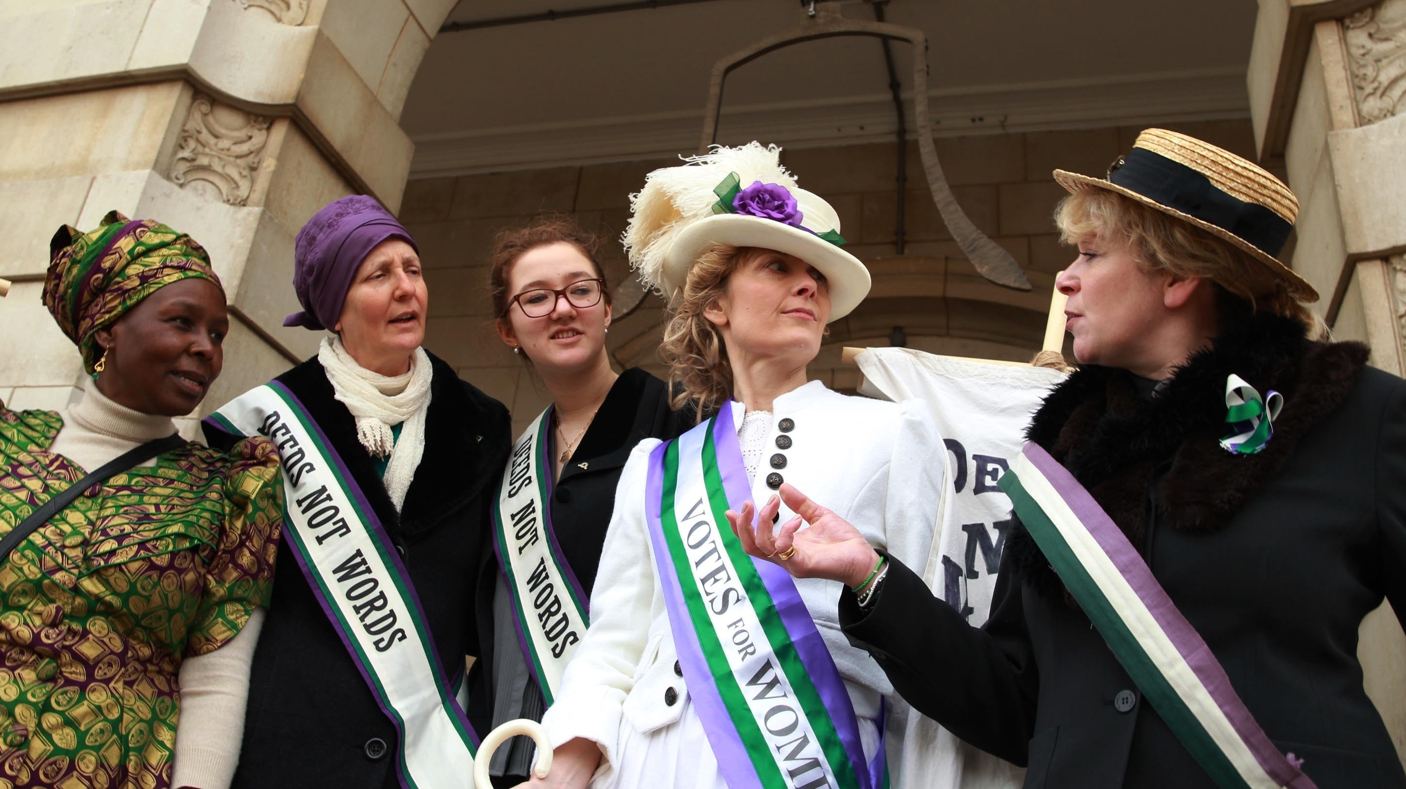 Vote for the women who still channel the Suffragette Spirit to make changes in Leeds