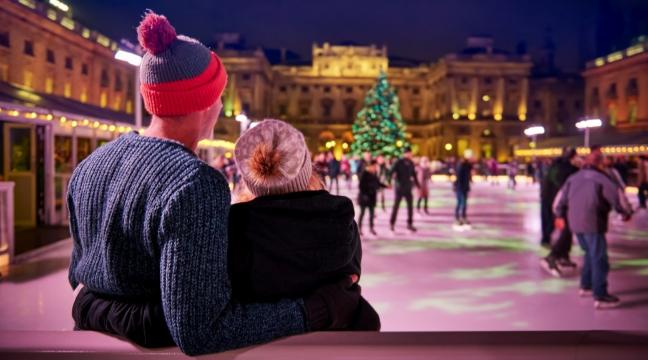 Christmas Ice Skating London.7 Beautiful Ice Skating Rinks In London To Head To This