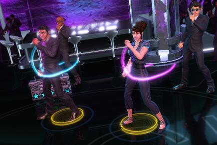 7 games that should be films but wont Dance Central