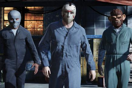 7 games that should be films but wont Grand Theft Auto V