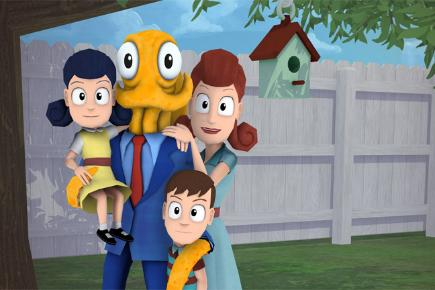 7 games that should be films but wont Octodad