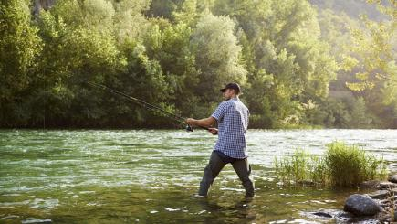 7 reasons fishing is good for you