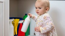 7 ways to protect children from harmful substances at home