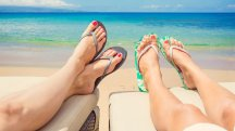 8 quick and easy ways to transform your feet for summer, according to experts