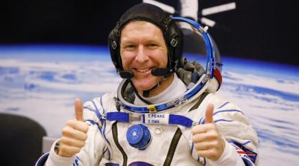 8 weird and wonderful items Tim Peake rocketed into space