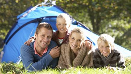 9 reasons camping holiday is good for your health