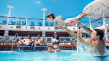 9 reasons why cruises are great for families