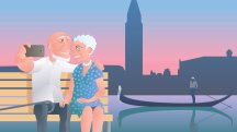 9 things you learn from going on holiday with your grandparents as an adult