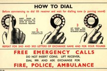 999 birthday - phone instructions