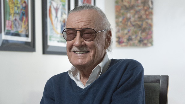 Stan Lee on AMC Visionaries