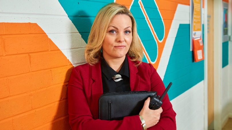 Jo Joyner in Ackley Bridge