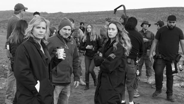 Alycia Debnam-Carey in Fear the Walking Dead