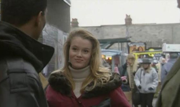 Amanda Holden in EastEnders