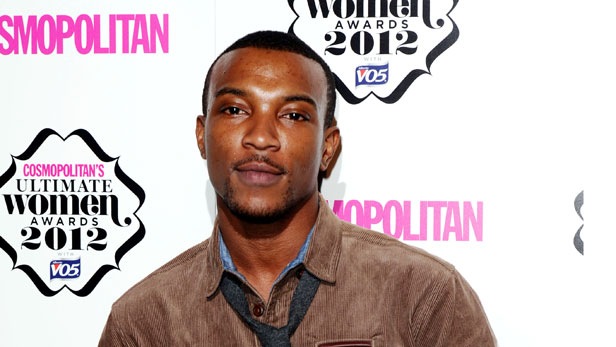 Ashley Walters on the red carpet