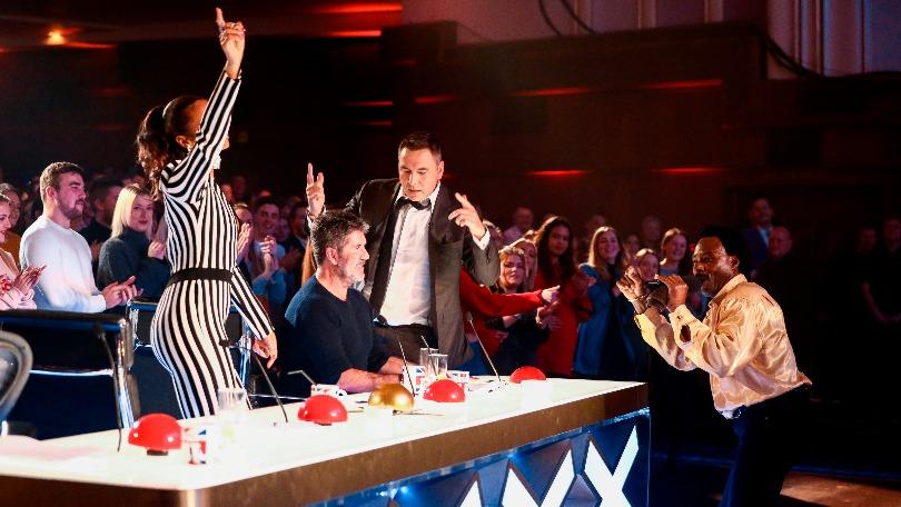 Donchez Dacres on Britain's Got Talent